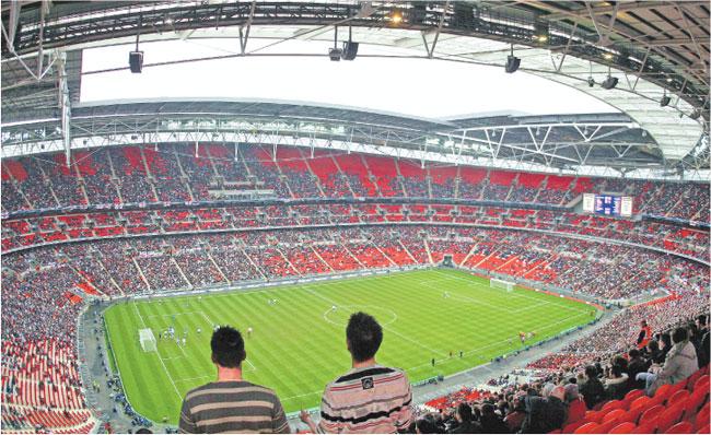 Finał Ligi Mistrzów w 2011 roku może się odbyć w Londynie dzięki ulgom podatkowym Fot. Imago/Eastnews