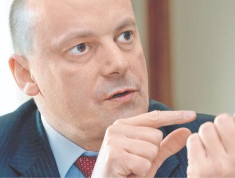 Artur Żurek Fot. Wojciech Górski