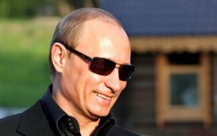 Władimir Putin, premier Rosji