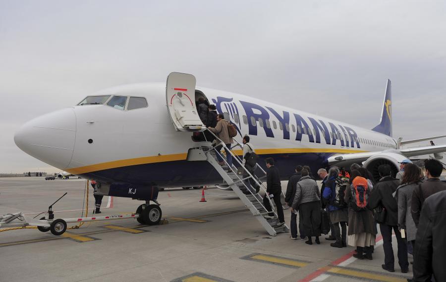 Linia lotnicza Ryanair
