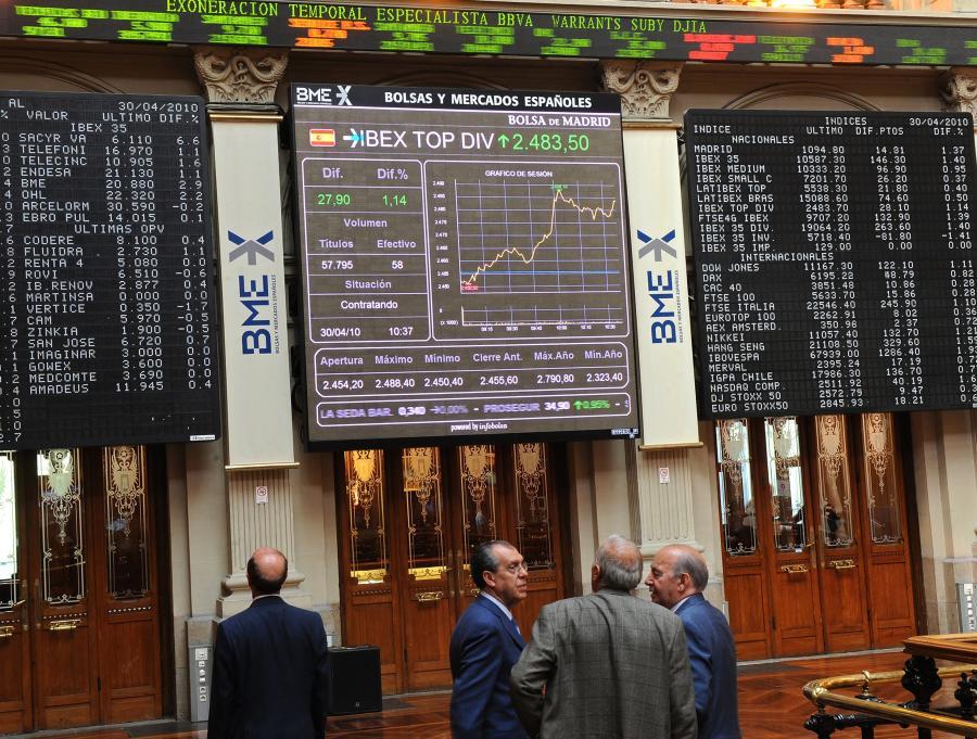Madrycka giełda Bolsas y Mercados