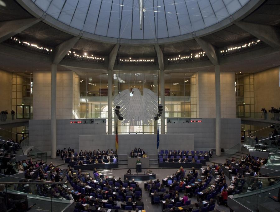 Niemiecki Bundestag