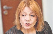 Prof. Elżbieta Mączyńska, Prezes Polskiego Towarzystwa Ekonomicznego Fot. Marek Matusiak