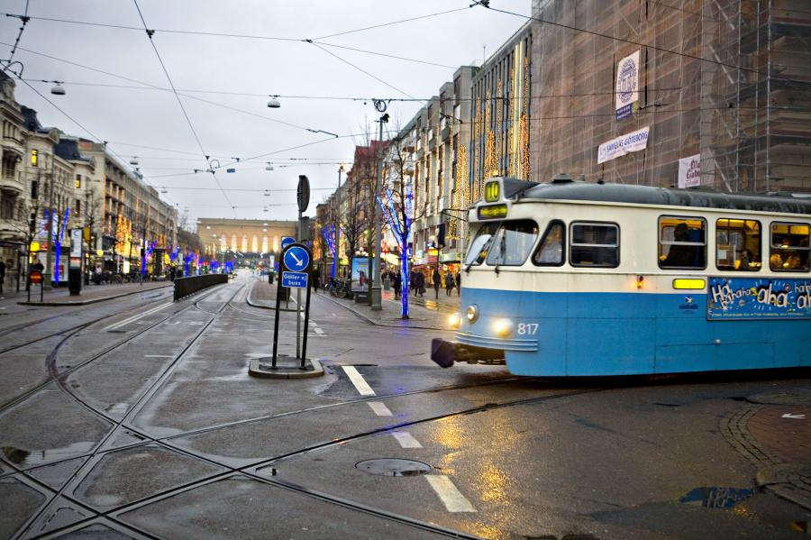 Szwedzki Goteborg Fot. Bloomberg