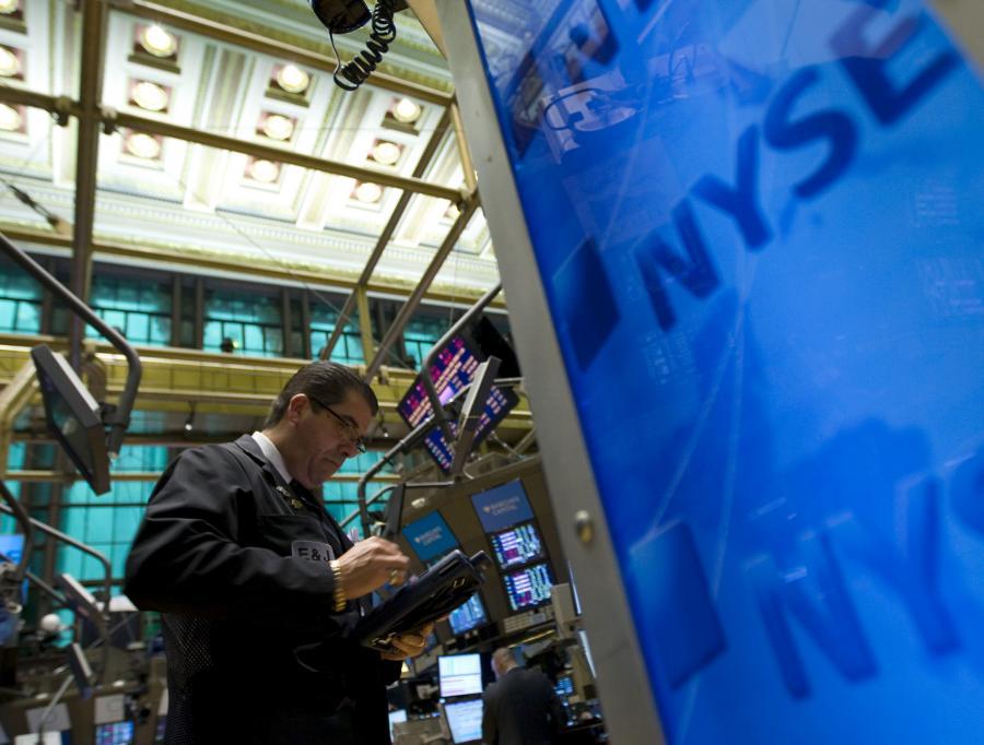 Nowojorska giełda NYSE (New York Stock Exchange)