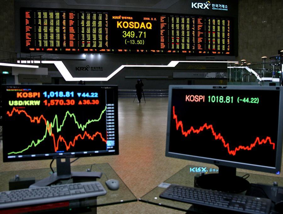 Giełda Korea Exchange w Seulu