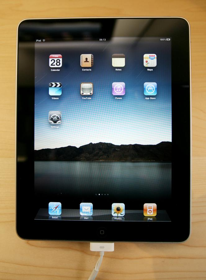 iPad firmy Apple