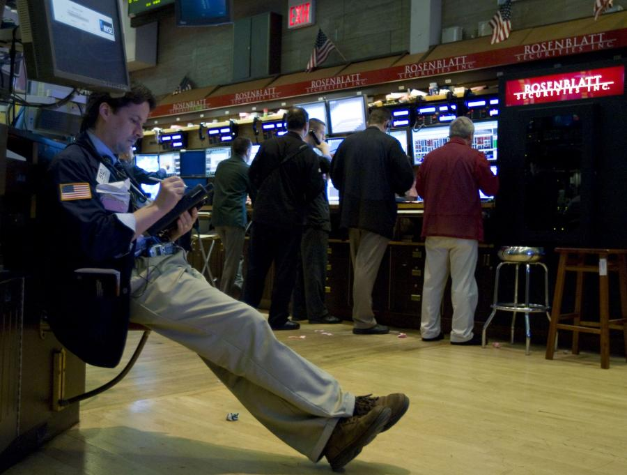 Nowojorska giełda New York Stock Exchange