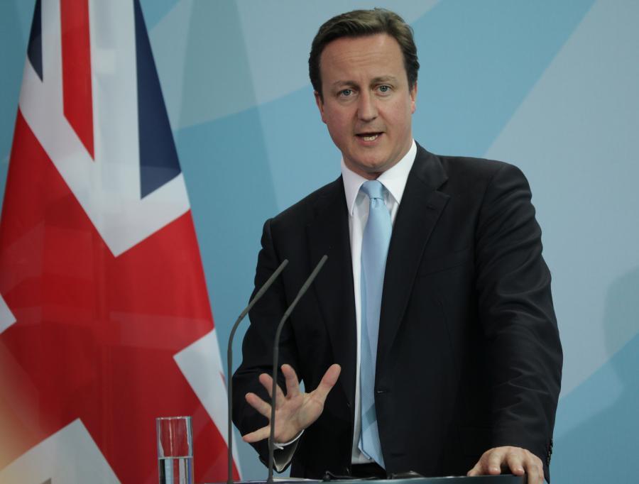 David Cameron stawia żądania Unii Europejskiej