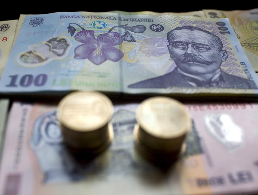 Rumuńska waluta - lej