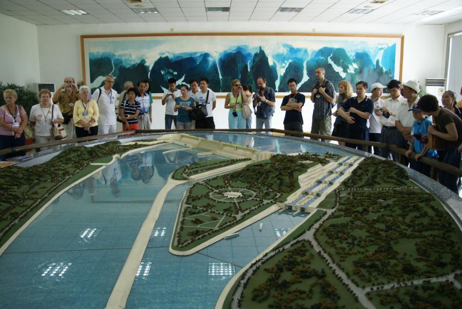 Wizualizacja Tamy Trzech Przełomów na rzece Jangcy w Chinach, źródło: flickr, autor: puteymark, kod licencji: CC Attribution-Share Alike 2.0 Generic