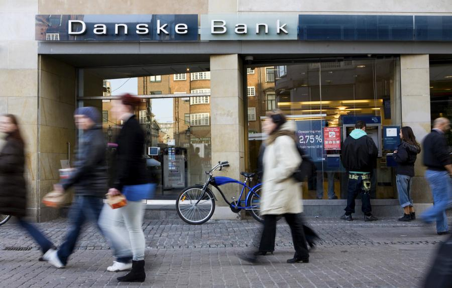 Oddział Danske Bank, Kopenhaga