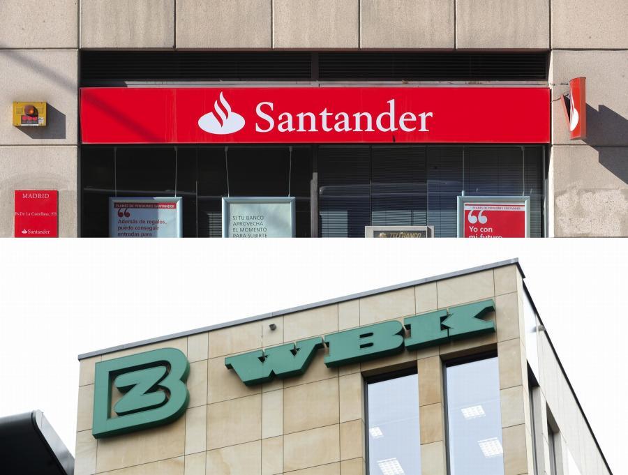 Santander kupuje BZ WBK za prawie 3 mld euro