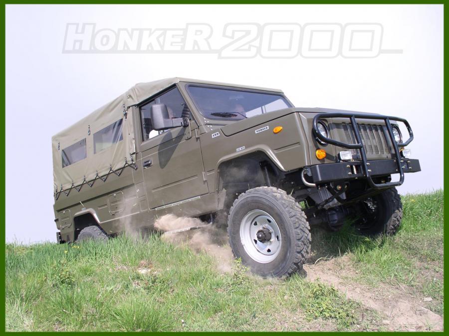Honker (2) fot. materiały prasowe producenta DZT Tymińscy