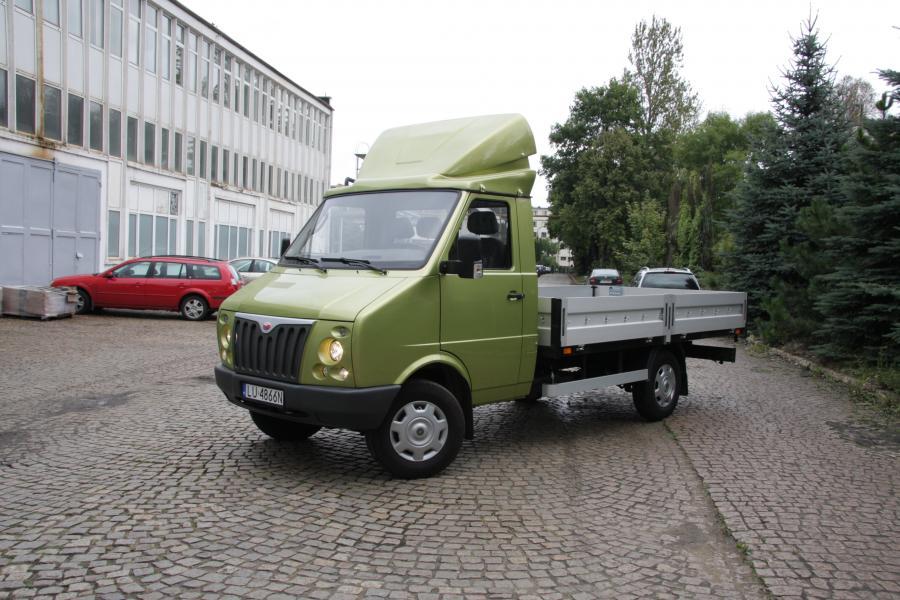 Pasagon truck (1). fot. materiały prasowe producenta DZT Tymińscy