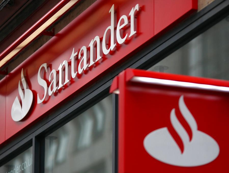 Czy Santander będzie w stanie zaponować nad swoim imperium? Na zdj. oddział Santandera w Londynie.