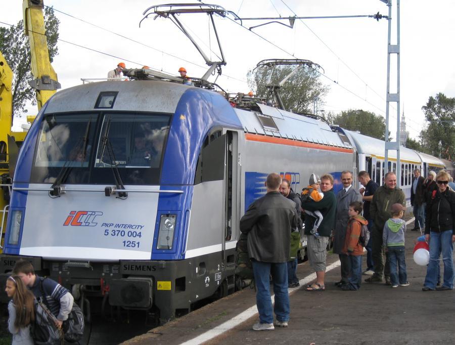 Zmiany personalne na kolei to za mało. Do poprawy kondycji branży potrzebne jest dokończenie reformy i prywatyzacja spółek - uważają eksperci, zdj. Stowarzyszenie Miłośników Komunikacji Szynowej