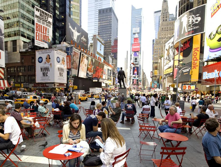Times Square, Nowy Jork.