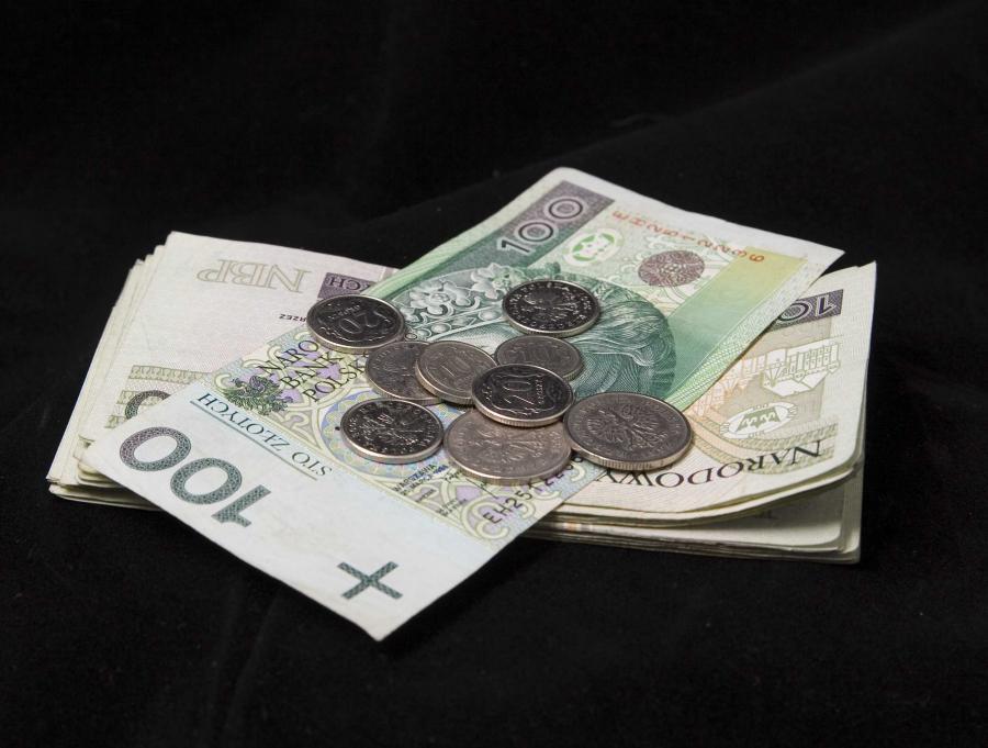 Pieniądze Fot. sxc.hu, autor: LeWy2005