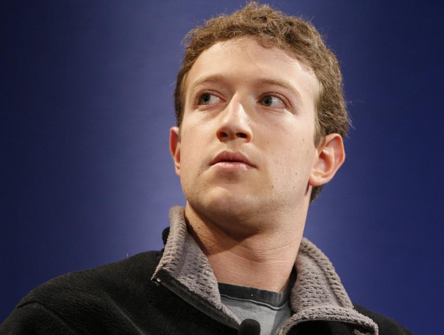 Majątek Marka Zuckerberga wzrósł w ciągu roku o 245 proc. i obecnie szacowany jest na 6,9 mld dolarów.