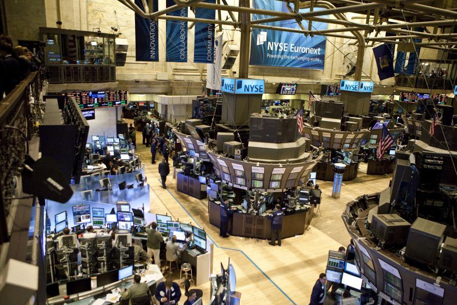 Nowojorska Giełda Papierow Wartościowych NYSE