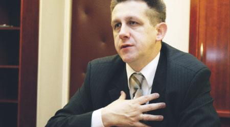 Jan Bury, wiceminister skarbu państwa