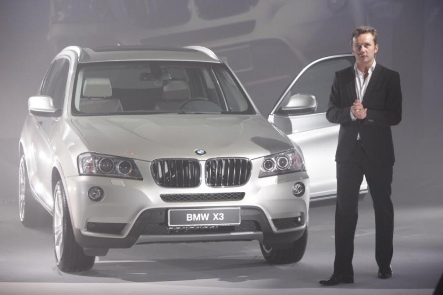Warszawska premiera nowego BMW X3 (5) – fot. materiały prasowe BMW Group Polska