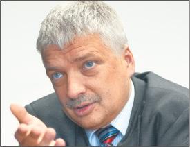 Robert Gwiazdowski, prezydent Centrum im. Adama Smitha. Fot. Artur Chmielewski