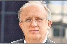 Herbert Wirth, prezes zarządu KGHM Polska Miedź Fot. M. Wiśniewski