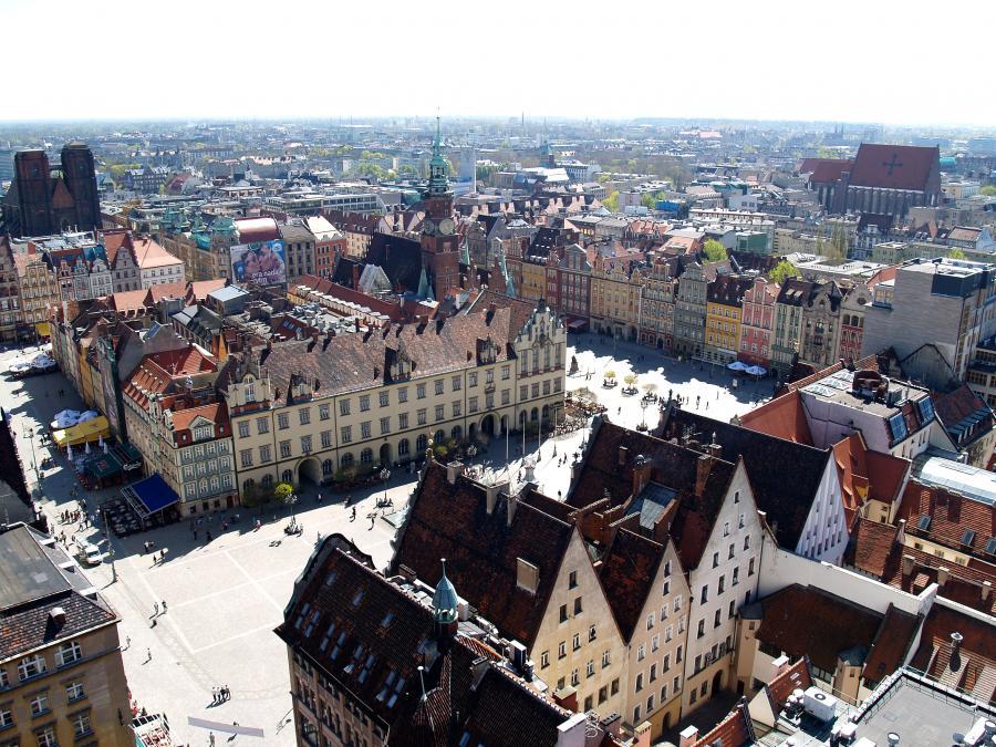Wrocławska starówka