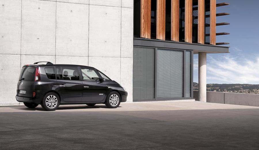 Nowe Renault Espace - (2) For. Materiały prasowe producenta