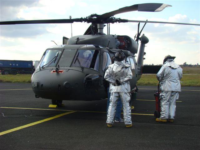 Śmigłowiec S-70i Black Hawk – testy drugiego egzemplarza śmigłowca z Mielca (3) – zdjęcia pochodzą z materiałów prasowych PZL Mielec