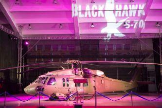 Śmigłowiec S-70i Black Hawk - (333) – zdjęcia pochodzą z materiałów prasowych PZL Mielec (fot. Mariusz Adamski)
