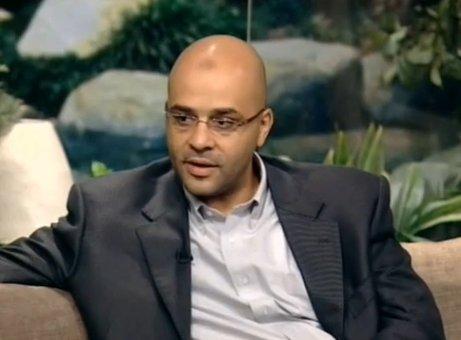 Mohammad Gawdat, dyrektor zarządzający z Google'a. fot. youtube