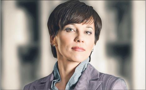Prof. Małgorzata Zaleska, członek zarządu NBP