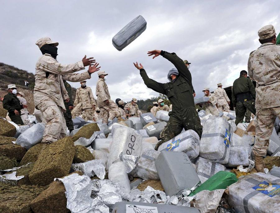 Narkotyki w Meksyku