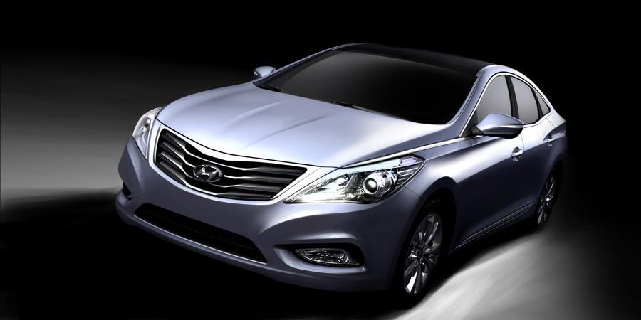 Hyundai Grandeur (1) – fot. materiały prasowe Hyundai Motor Poland Sp. z o.o.