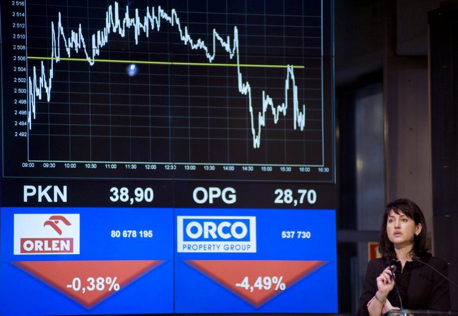 Spółka deweloperska Orco Property Group miała 4,21 mln euro skonsolidowanego zysku netto przypisanego akcjonariuszom jednostki dominującej w III kw. 2010 roku wobec 1,36 mln euro straty rok wcześniej, podała spółka w raporcie. fot. John Guillemin/Bloomberg