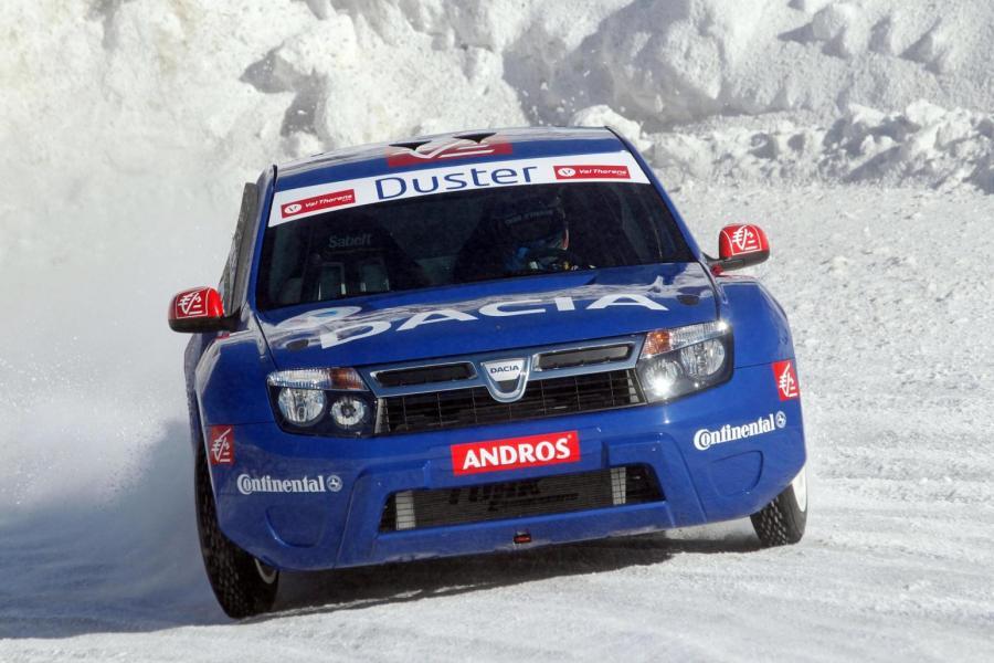Dacia Duster (1) – fot. materiały prasowe Renault Polska
