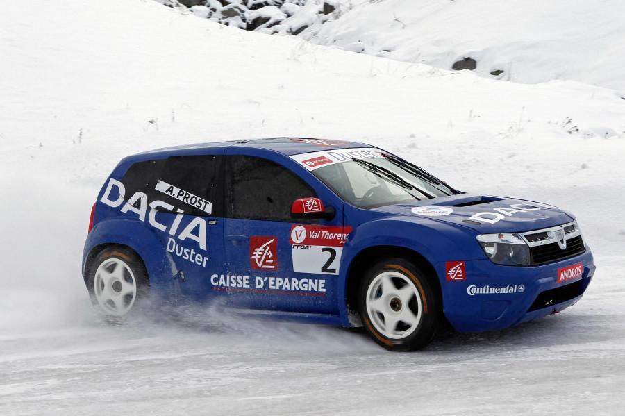 Dacia Duster (3) – fot. materiały prasowe Renault Polska