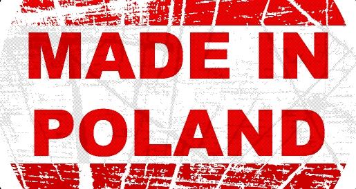 Eksport liczony w euro wzrośnie w tym roku w ujęciu rocznym o 19,3 proc., zaś w przyszłym roku wzrost wyniesie 12,2 proc. rok do roku - prognozuje Korporacja Ubezpieczeń Kredytów Eksportowych (KUKE). Made in Poland. Fot. Shutterstock