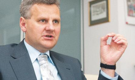 Aleksander Grad, minister skarbu