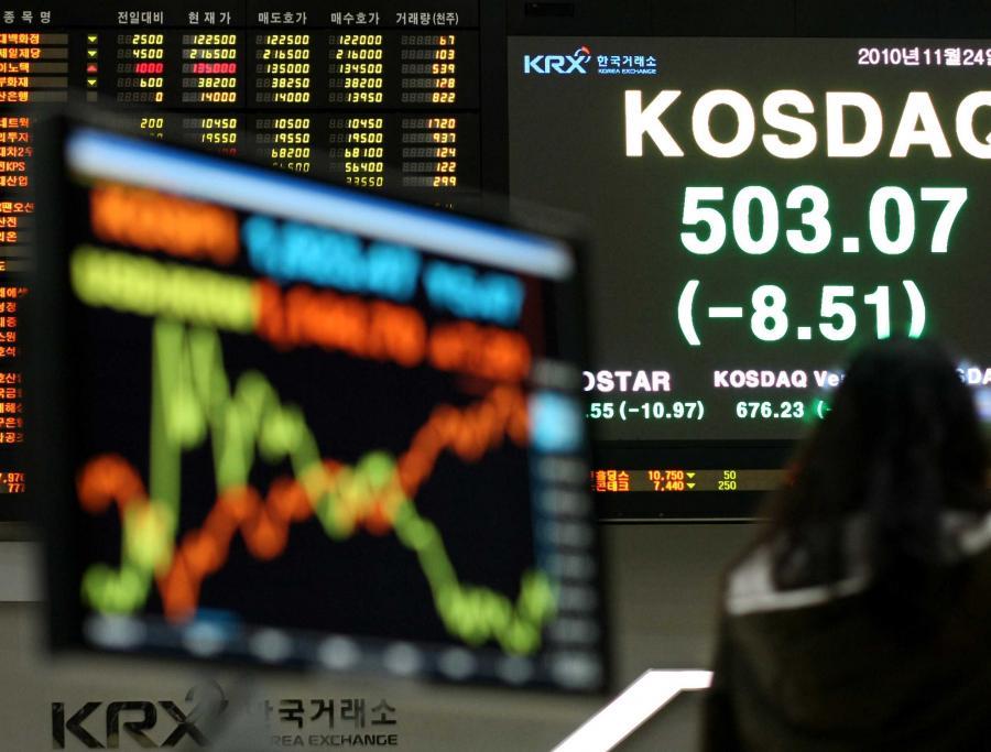 Giełda w Seulu