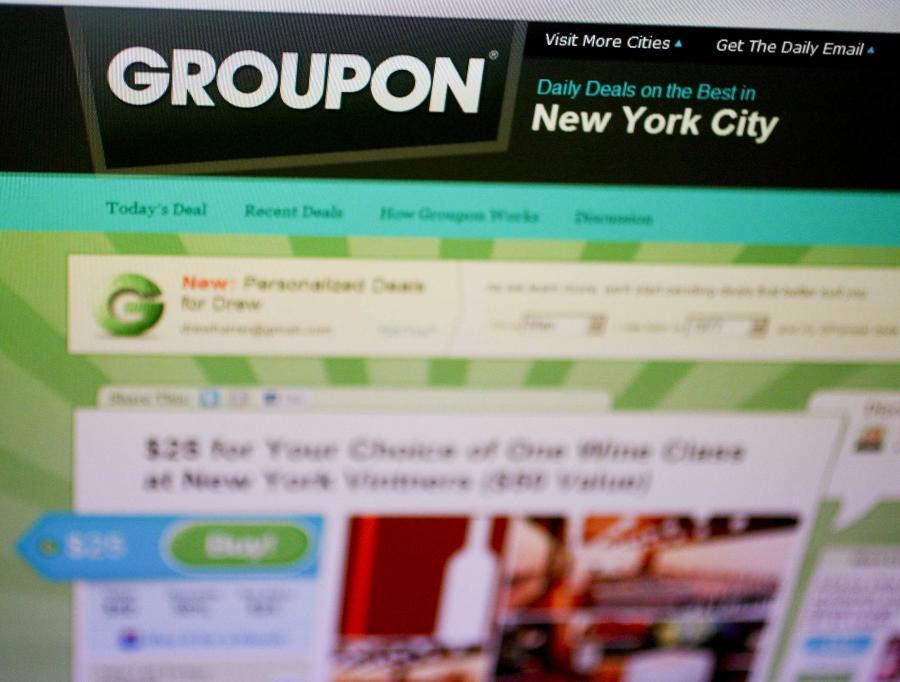 Portal Groupon.com