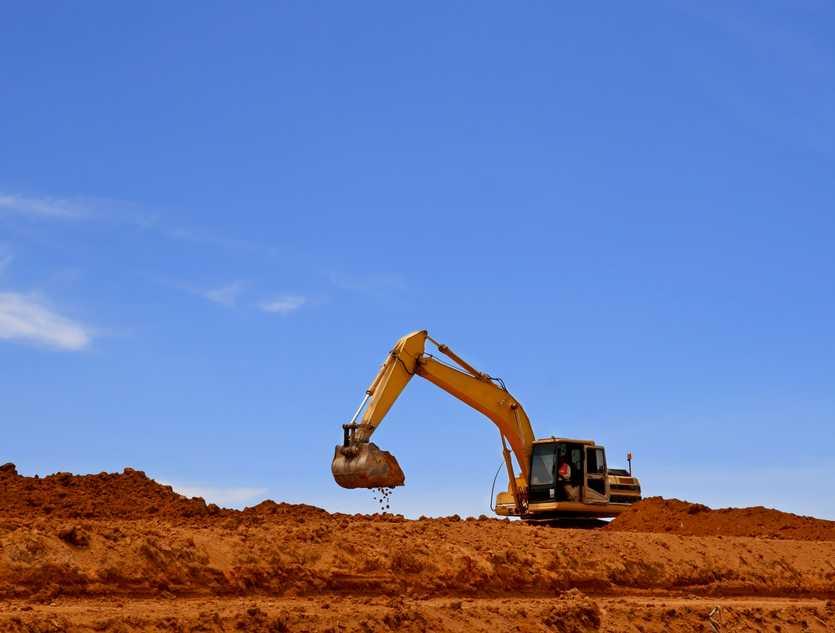 Budowa autostrady Fot. Shutterstock
