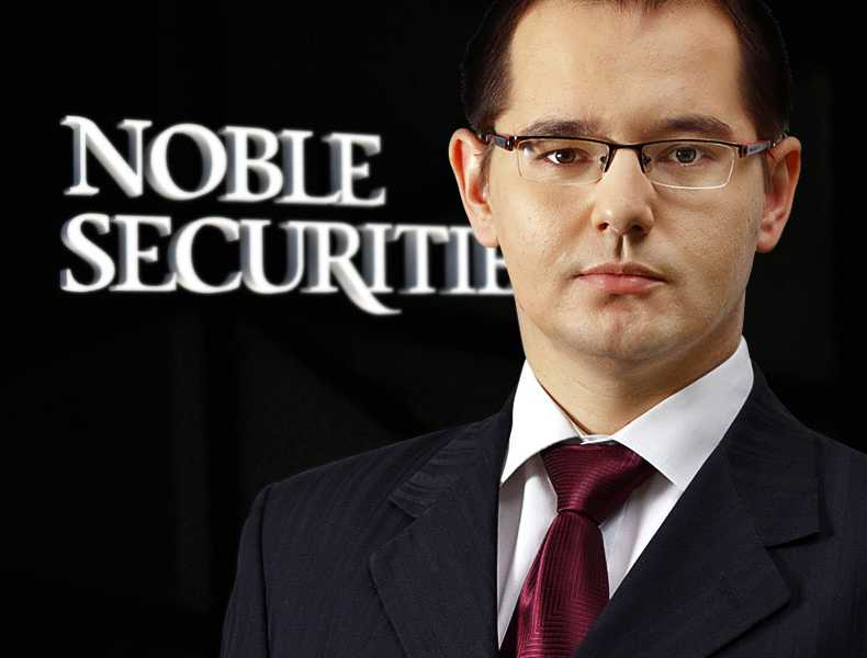 Łukasz Wróbel, Noble Securities