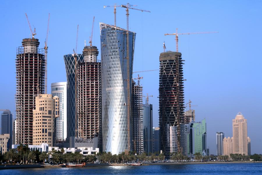 Doha, Katar. Fot. Shutterstock