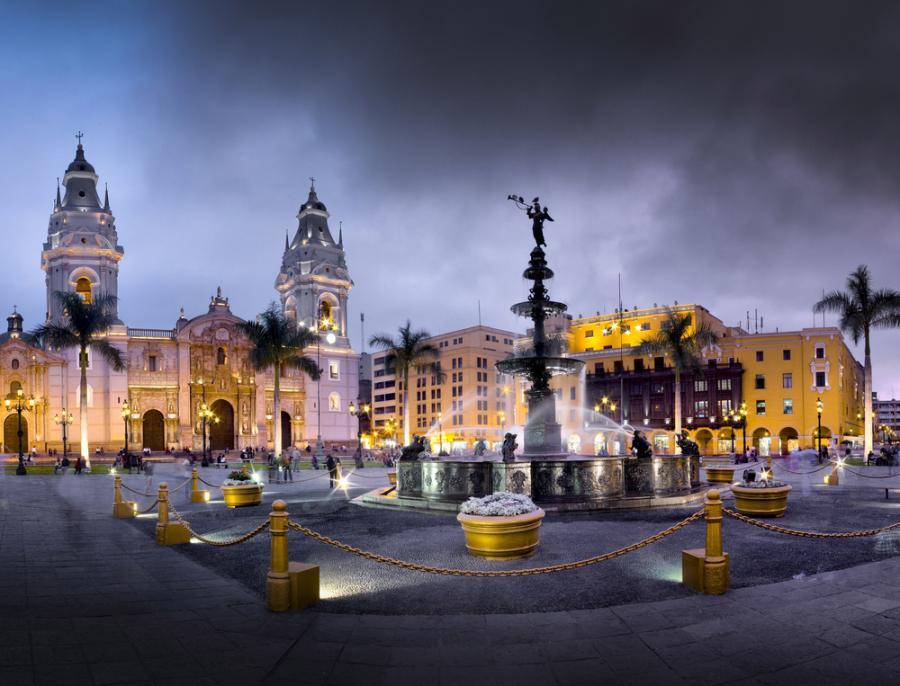 Lima, stolica Peru. Fot. Shutterstock.