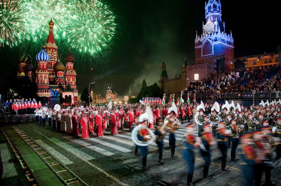 Rosja, Plac Czerwony w Moskwie. Fot. Shutterstock