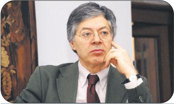 BIO: Andre Sapir, profesor Universite Libre de Bruxelles, autor przygotowanego na zlecenie Komisji Europejskiej programu modernizacji gospodarki Unii (tzw. raportu Sapira) Fot. Materiały prasowe